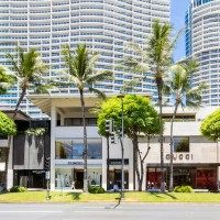 Luxury Row at 2100 Kalakaua Avenue