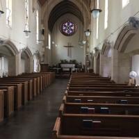 セント・アンドリュース教会 中聖堂