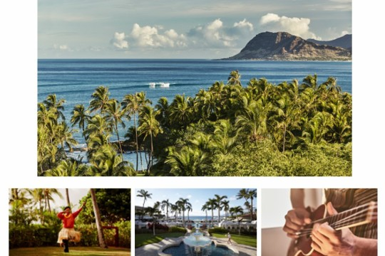 フォーシーズンズ リゾーツ ハワイがハワイを体感できる楽曲の配信をスタート