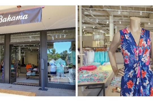 コオリナ・センターに人気のライフスタイルブランド「トミーバハマ」がオープン