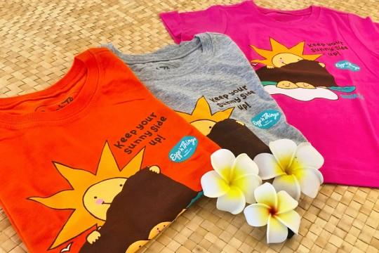 新デザインのキッズTシャツが入荷!