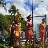 ハワイで一番ハワイを感じるパレード「キング・カメハメハ・セレブレーション・フローラルパレード」