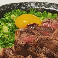 US和牛の新メニュー!ハワイ産新鮮ブランド卵のTKG、カレー、牛たたきの3品!