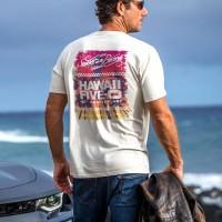 待ってました!Hawaii Five-0 Tシャツの新デザインが登場!